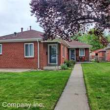 Rental info for 2474 So Marion St in the University area