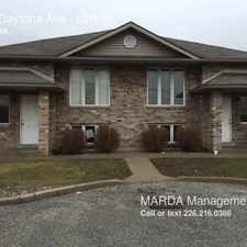 Rental info for 1760 Daytona Ave in the Windsor area