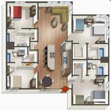 Rental info for S1 & S2 Discounted Summer Sublease at West Village