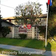 Rental info for 1018 South Philadelphia Street # 9 in the The Anaheim Resort area