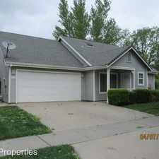 Rental info for 119 Winchester Ct.
