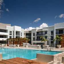 Rental info for Miami RE in the Southwest Coconut Grove area