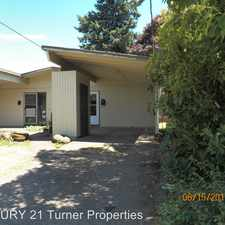 Rental info for 1640 NE 74th Avenue in the Madison South area