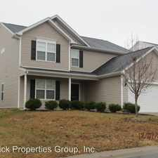 Rental info for 4070 Heather View Lane