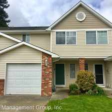 Rental info for 9710 NE 28th Place