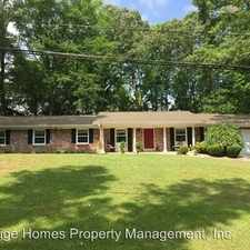 Rental info for 138 Holiday lane