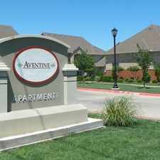Rental info for Aventine Apartments in the Fort Worth area