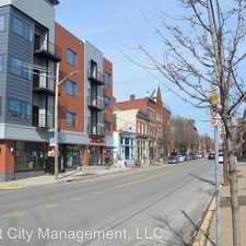 Rental info for 3601-3607 Butler Street in the Lower Lawrenceville area