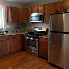Rental info for Dimick St & Calvin St in the Mid-Cambridge area