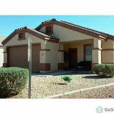 Rental info for Single level home with 4 bed and 2 bath adjacent to community park