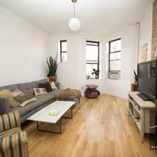 Rental info for 497 Dean St #2L in the Park Slope area