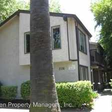 Rental info for 2116 D Street in the Sacramento area