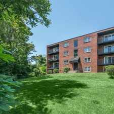 Rental info for Groton Towers
