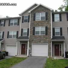 Rental info for $1025 3 bedroom Townhouse in Franklin County Waynesboro