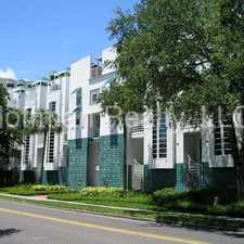Rental info for Luxury 2-story condo on Bayshore Boulevard in the Ballast Point area
