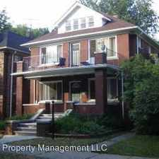 Rental info for 1096 Beaconsfield - 1S