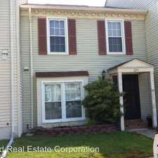 Rental info for 324 Gambrill Court