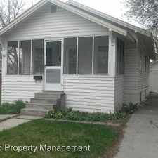 Rental info for 318 Custer Ave