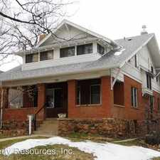 Rental info for 1001 10th Street in the Boulder area