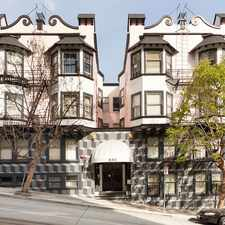 Rental info for 840 CALIFORNIA Apartments & Suites