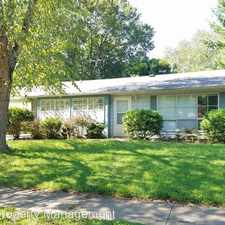 Rental info for 312 S Plover in the Carbondale area