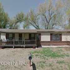 Rental info for 2706 N Midway