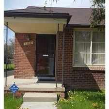Rental info for Detroit - This Cute 3 Bedroom House Comes Compl...