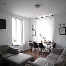 Rental info for 5187 Jeanne Mance #301 in the Plateau-Mont-Royal area