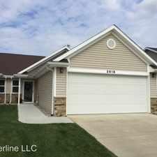 Rental info for 2644-48 W Timberlake Dr in the West A area