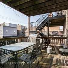 Rental info for 1410 North Bosworth Avenue #2 in the Noble Square area