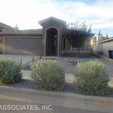 Rental info for 4929 SILVER RANCH