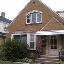Rental info for 3019 N. 60th St. - *LOWER RENT* Well-kept lower 3 Bedroom near St. Joe's in the Wauwatosa area
