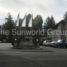 Rental info for TWO BEDROOM APARTMENT ON BUS LINE in the Camas area