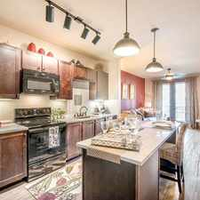 Rental info for 1101 South Main Street #132 in the Dallas area