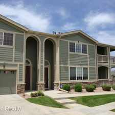 Rental info for 1404 Whitehall Dr. #H-17 in the Longmont area
