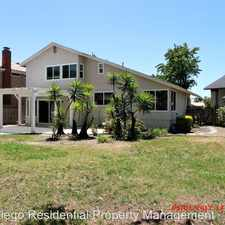 Rental info for 9888 Via Caceres in the San Diego area