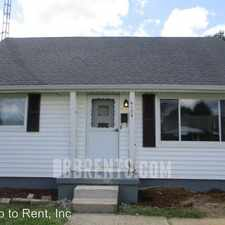 Rental info for 4135 Pafford Road