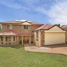 Rental info for Executive family home! in the Carindale area