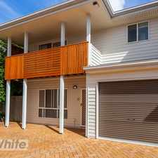 Rental info for SERENITY, SPACE AND STYLE! in the Brisbane area