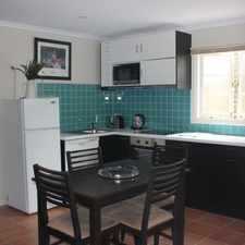 Rental info for 2 BEDROOM FRESHLY RENOVATED DUPLEX IN EAST BRISBANE - INCLUDING ELECTRICITY AND WATER in the Brisbane area