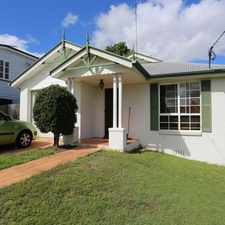 Rental info for Family Friendly Beauty in the Yeerongpilly area