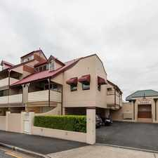Rental info for PERFECT LOCATION FOR THE INNER CITY DWELLER in the Fortitude Valley area