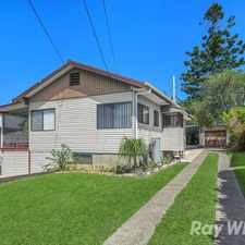 Rental info for Entry level cottage in sought after neighbourhood in the Brisbane area
