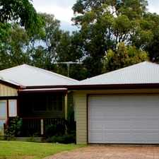 Rental info for *** APPLICATION APPROVED *** LOVELY 3 BED + RUMPUS HOME WITH AIR CON in the Seventeen Mile Rocks area