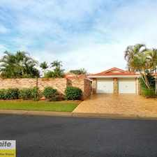 Rental info for IMMACULATE EXECUTIVE HOME WITH SPARKLING INGROUND POOL