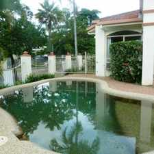 Rental info for LIGHT SPACIOUS POOLSIDE APARTMENT in the Cairns area