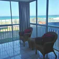 Rental info for Absolute Beachfront Furnished Apartment! in the Surfers Paradise area