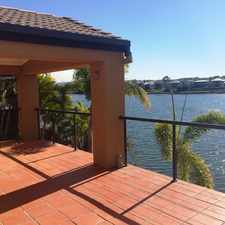 Rental info for WATERFRONT GOLD in the Gold Coast area