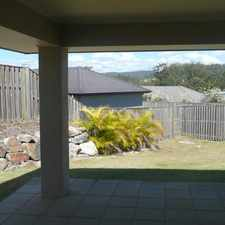 Rental info for 4 BEDROOM HOME SET ON THE HILL TO CATCH THE BREEZES in the Gold Coast area