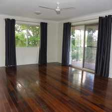 Rental info for LOCATION LOCATION LOCATION! in the Shailer Park area